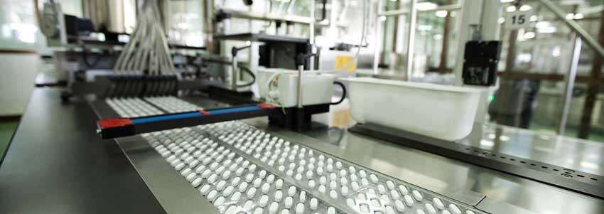 Przemysł chemiczny i farmakologiczny
