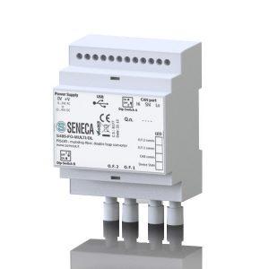 s485-fo-multi-dl Konwerter RS485 na światłowód