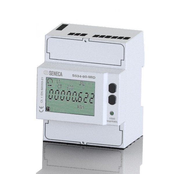 s534-80-mid Trójfazowy licznik energii 80A
