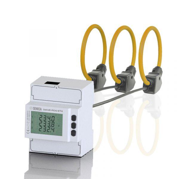 s604e-rog-eth Trójfazowy miernik mocy S604E