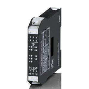 -kanałowy moduł wyjść cyfrowych / RS485