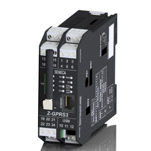 Z-GPRS3 Rejestrator GSM/GPRS z funkcjami I/O