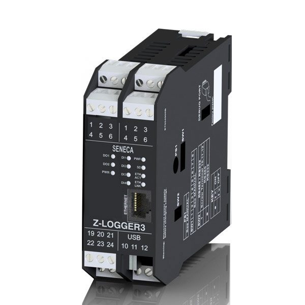 z-logger3 Rejestrator danych z funkcjami I/O
