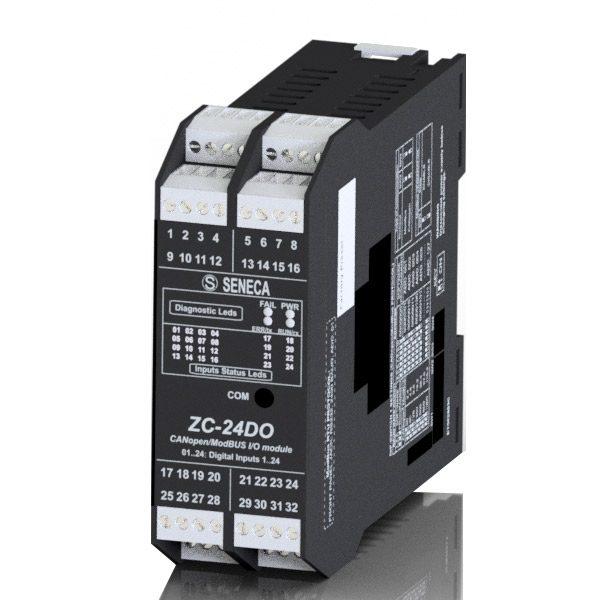 zc-24do 24-kanałowy moduł wyjść cyfrowych