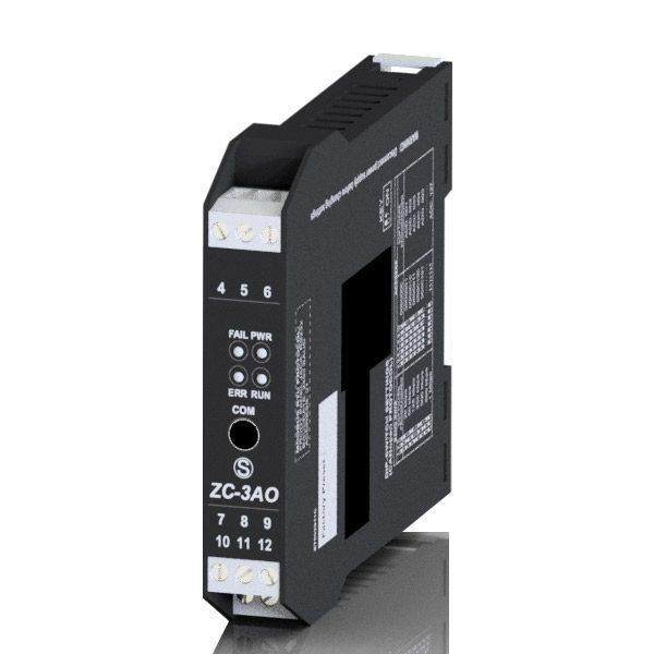 zc-3ao 3-kanałowy moduł wyjść analogowych