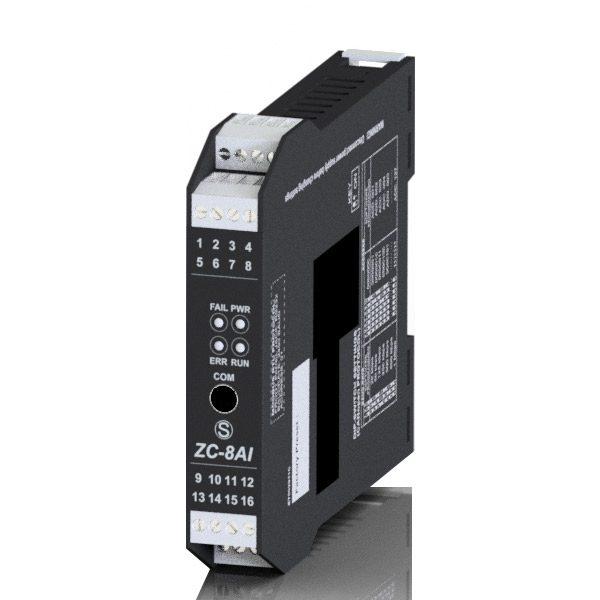 zc-8ai 8-kanałowy moduł wejść analogowych