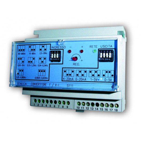 s111 Przetwornik izolator sygnału częstotliwościowego