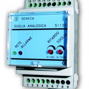 s113 Potrójny moduł alarmowy