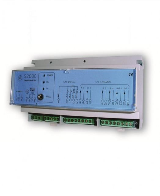 s2000 Moduł obliczeniowy komputer przepływu