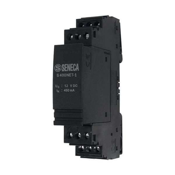 s400net-1 Ochrona przeciwprzepięciowa dla Ethernetu