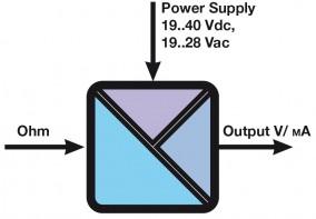 schema z102 1 Konwerter sygnału z potencjometru