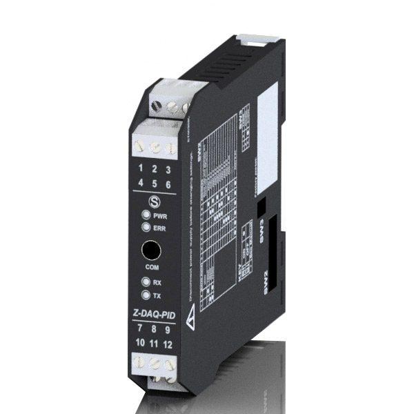 z-daq-pid moduł I/O z regulacją PID