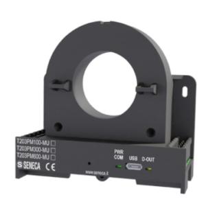 jednofazowy analizator sieci T203